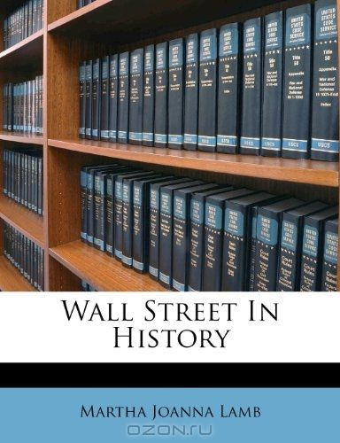 Wall Street In History